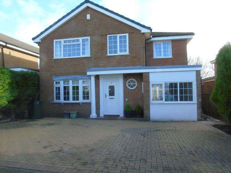 5 Bedrooms Detached House for sale in Pierce Close, Lancaster