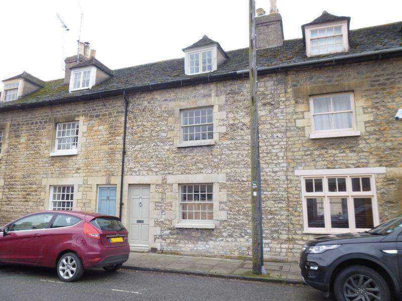 2 Bedrooms Terraced House for rent in St Leonards Street, Stamford