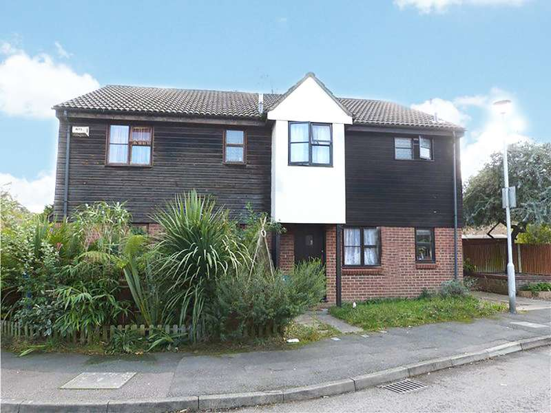 1 Bedroom Terraced House for sale in Hythe Close, Forest Park, Bracknell, Berkshire, RG12