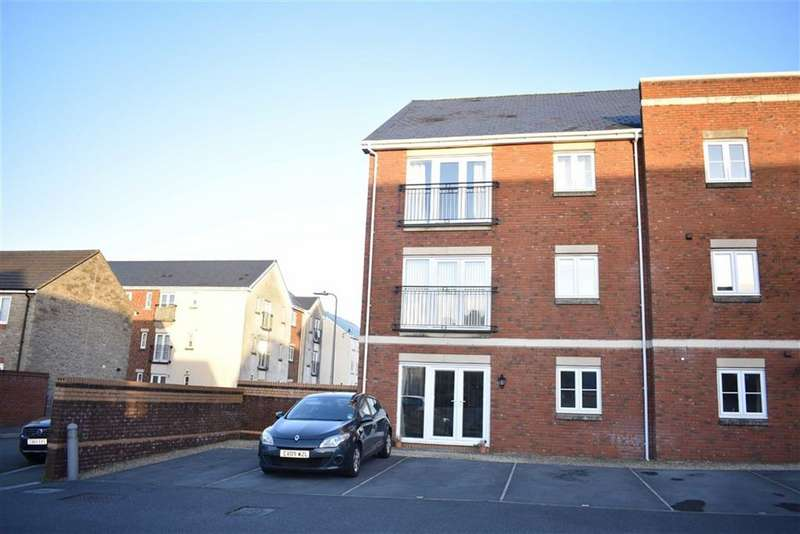 2 Bedrooms Flat for sale in Clayton Drive, Pontarddulais