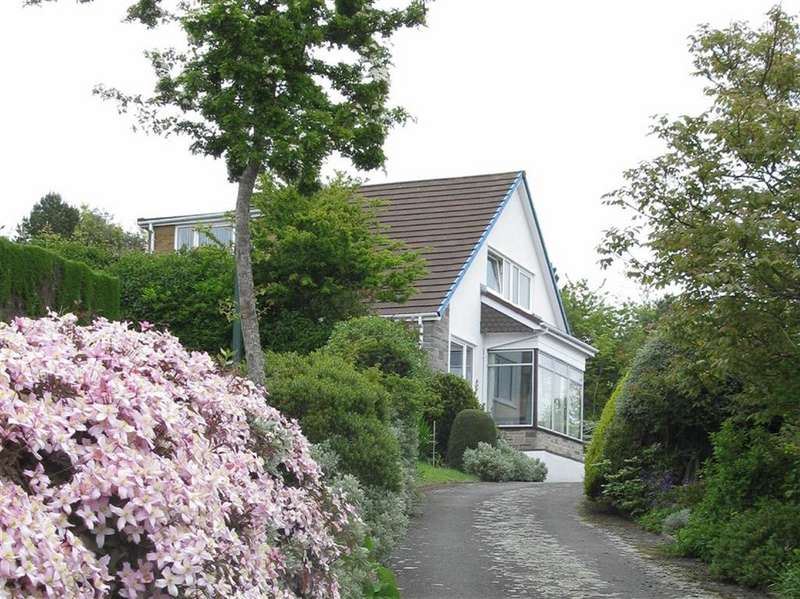 4 Bedrooms Detached House for sale in Rhoshendre, Waunfawr, Aberystwyth