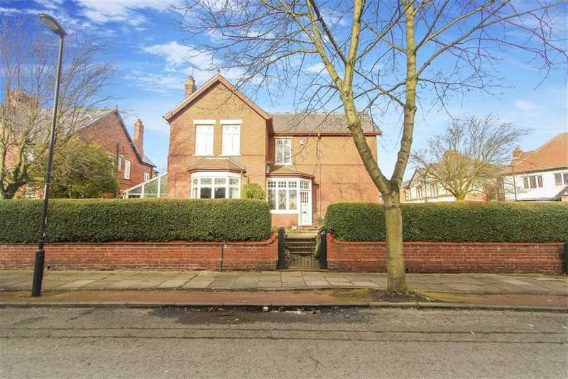 5 Bedrooms Detached House for sale in Cleveland Road, North Shields, Tyne And Wear