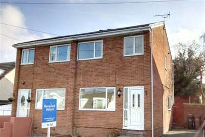3 Bedrooms Semi Detached House for rent in Connah's Quay