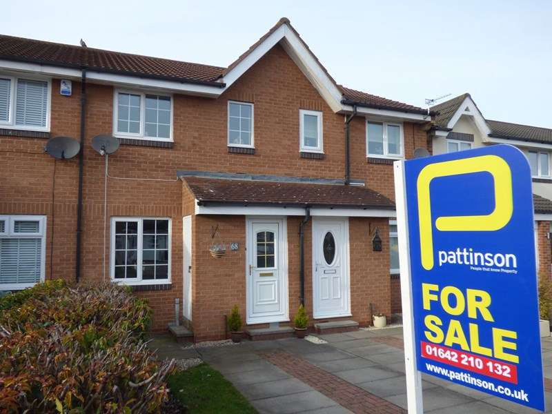 2 Bedrooms Property for sale in Holburn Park, Stockton , Stockton-on-Tees, Cleveland, TS19 8BJ