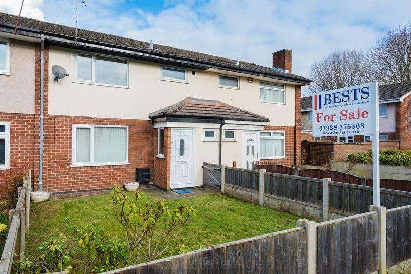 3 Bedrooms Terraced House for sale in Grangemoor, Runcorn