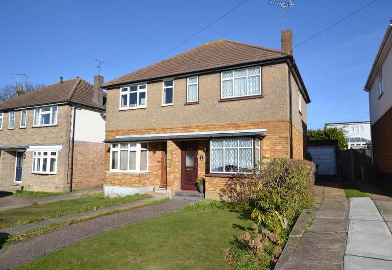 3 Bedrooms Semi Detached House for sale in Fairfield Rise, Billericay, Essex, CM12