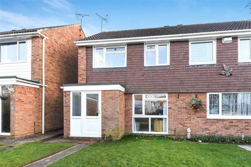 3 Bedrooms Semi Detached House for sale in Heysham Close, Brant Road, LN5