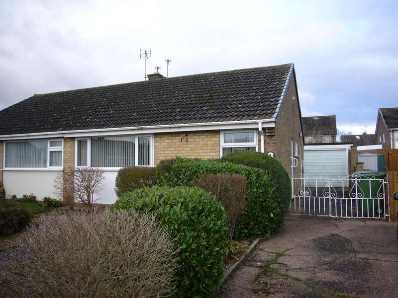 2 Bedrooms Semi Detached Bungalow for sale in 3 Ferndale Grove, Goole