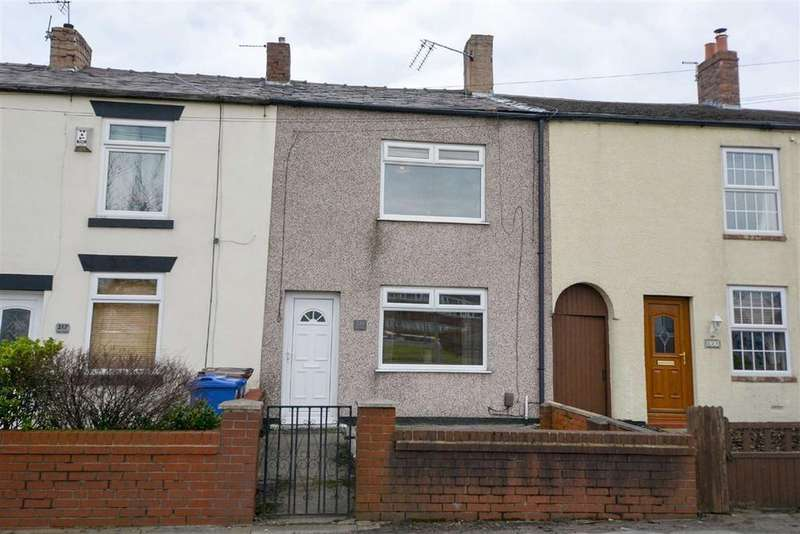 2 Bedrooms Terraced House for sale in Leigh Road, Hindley Green, Wigan, WN2