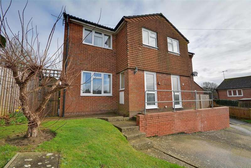 3 Bedrooms Semi Detached House for sale in Smith Close, Ninfield, Battle