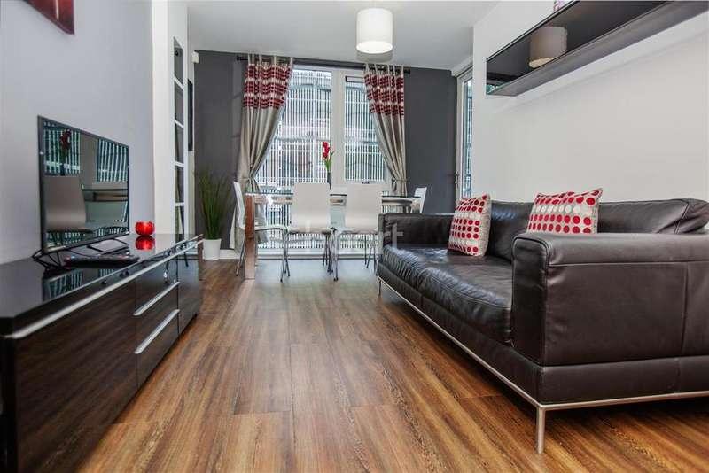 1 Bedroom Flat for rent in Dakota House, Central Milton Keynes