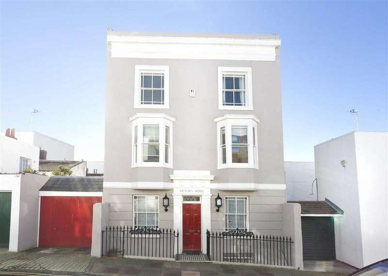 4 Bedrooms Detached House for sale in Victoria Place, Brighton, East Sussex