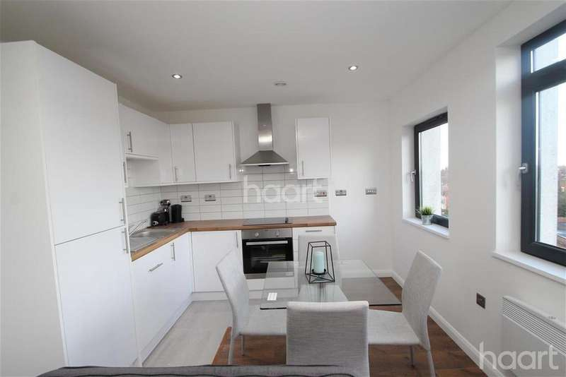 2 Bedrooms Flat for rent in Arden House, Acocks Green