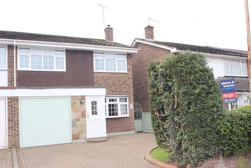 3 Bedrooms Semi Detached House for rent in The Birches, Benfleet