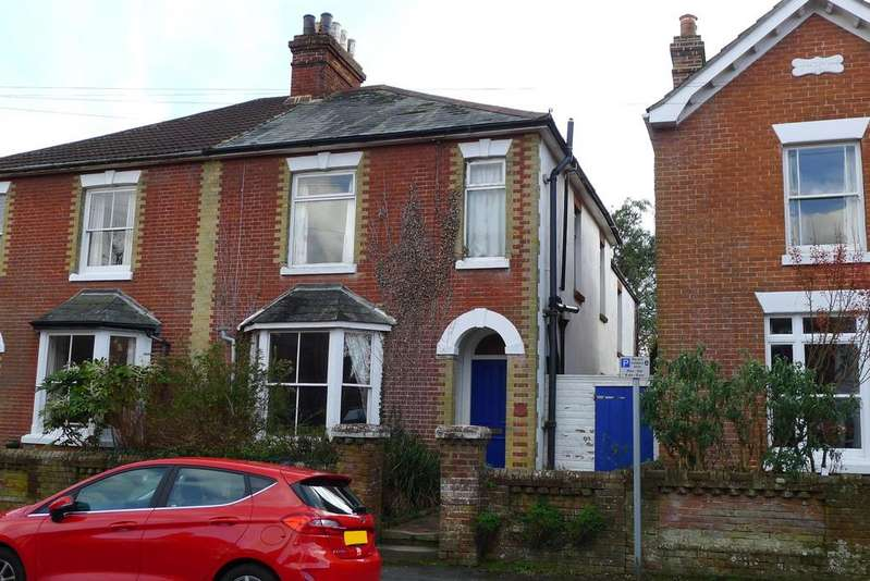 4 Bedrooms Semi Detached House for sale in SOUTHAMPTON ROAD, FAREHAM
