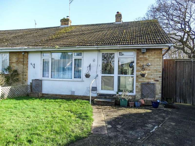 2 Bedrooms Semi Detached Bungalow for sale in Rose Green, Bognor Regis