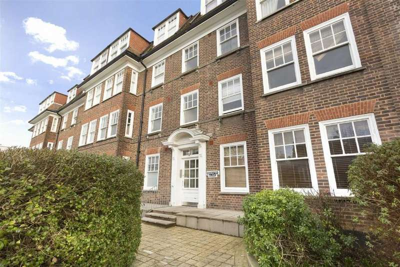 2 Bedrooms Flat for sale in Rochester Close, Hove