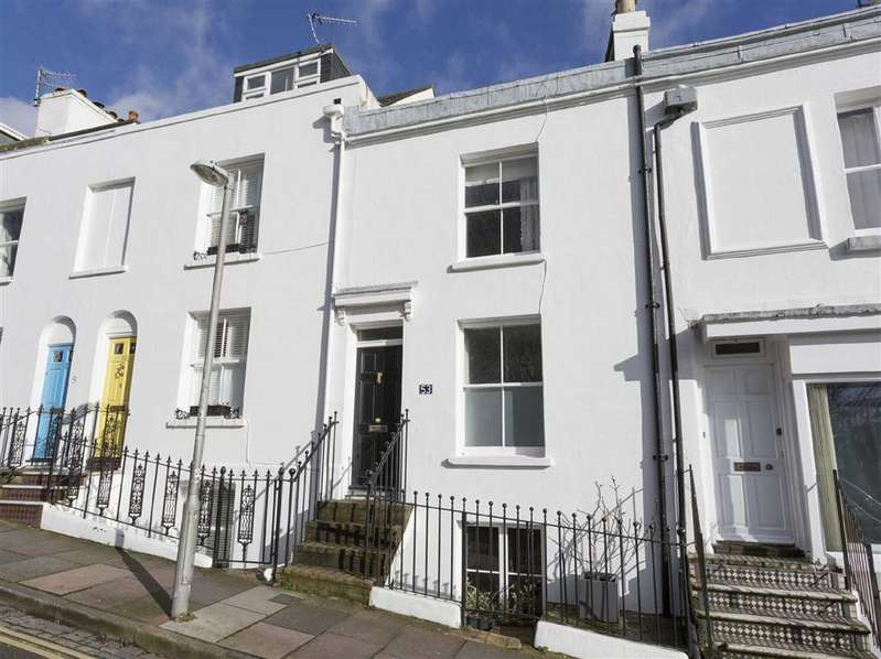 2 Bedrooms Terraced House for sale in Church Street, Brighton