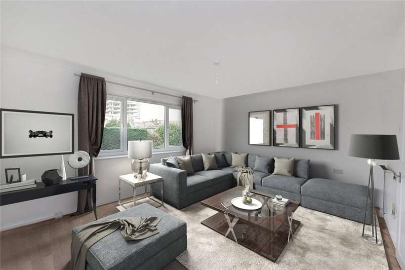 2 Bedrooms Flat for sale in Bellot Street, London