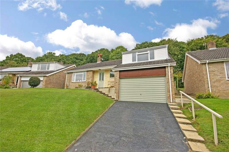3 Bedrooms Detached Bungalow for rent in Middle Ground, Fovant, Salisbury
