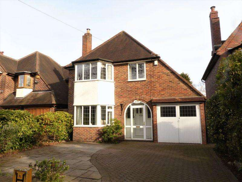 3 Bedrooms Detached House for sale in Wylde Green Road, Walmley