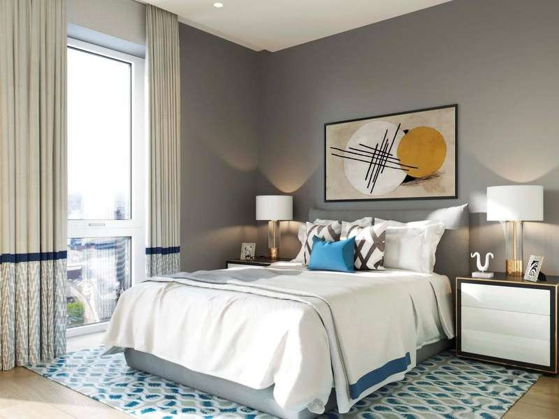 3 Bedrooms Apartment Flat for sale in Belvedere Row, White City Living, White City, W12