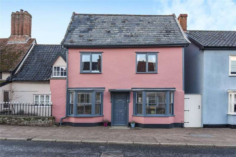 3 Bedrooms Semi Detached House for sale in The Street, Rickinghall, Diss, Suffolk, IP22
