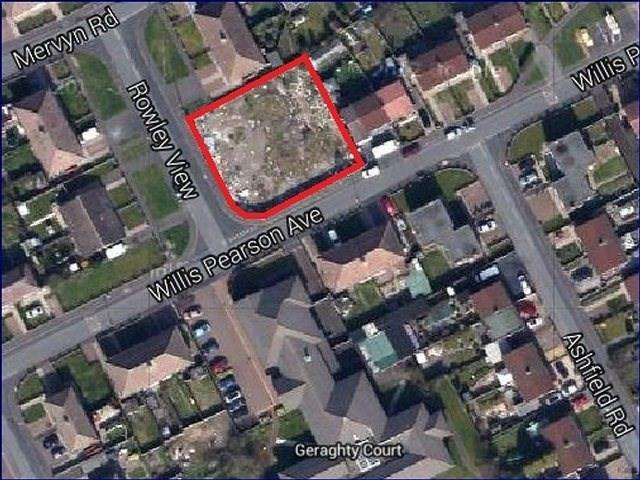 Land Commercial for sale in Willis Pearson Avenue, West Midlands