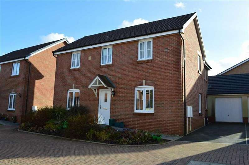 4 Bedrooms Detached House for sale in Brynderwen, Swansea, SA2