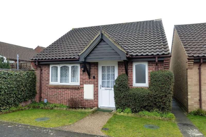 1 Bedroom Detached Bungalow for sale in Hellesdon
