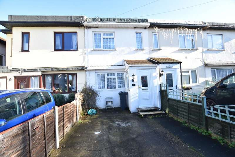 2 Bedrooms Terraced House for sale in The Drive, Feltham