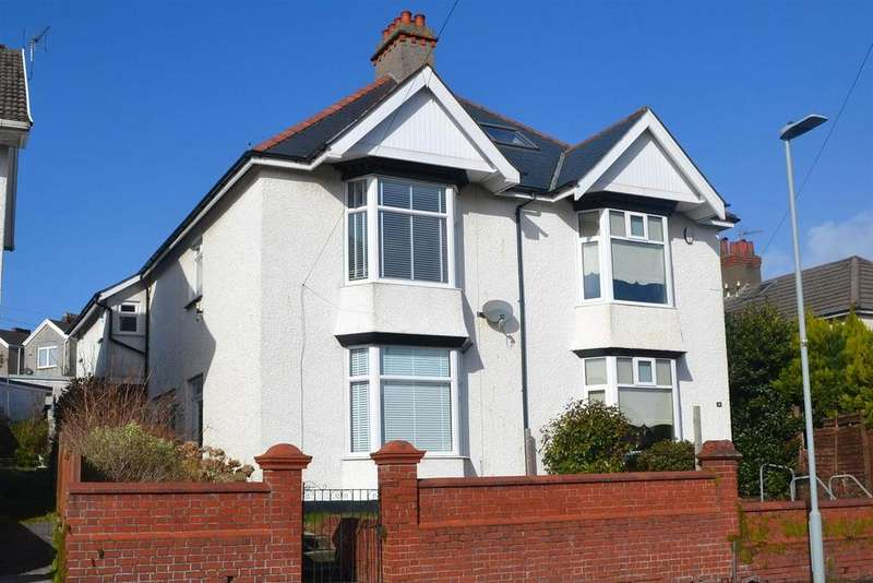 3 Bedrooms Semi Detached House for sale in Tavistock Road, Swansea