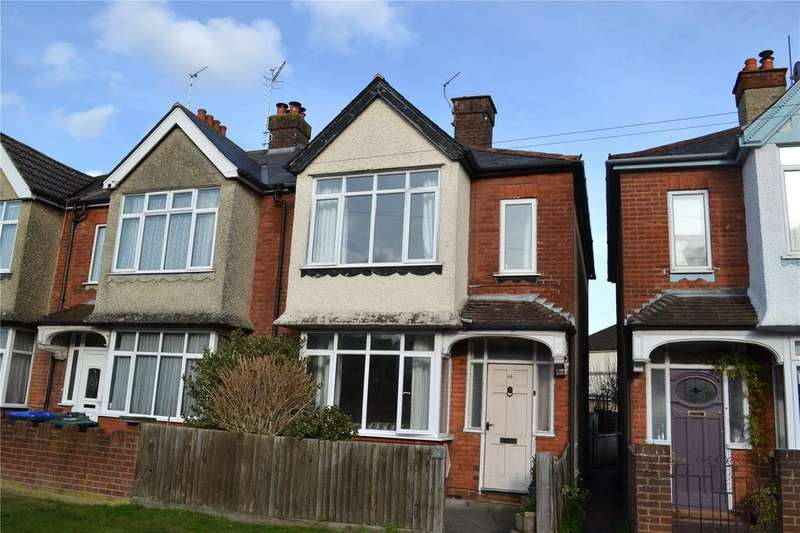 3 Bedrooms Semi Detached House for rent in Hulse Road, Salisbury