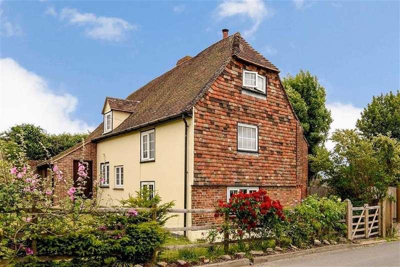 3 Bedrooms Detached House for sale in Marsh Road, Ruckinge, Ashford