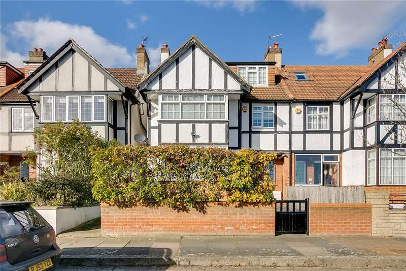 5 Bedrooms Semi Detached House for sale in Cromer Villas Road, London