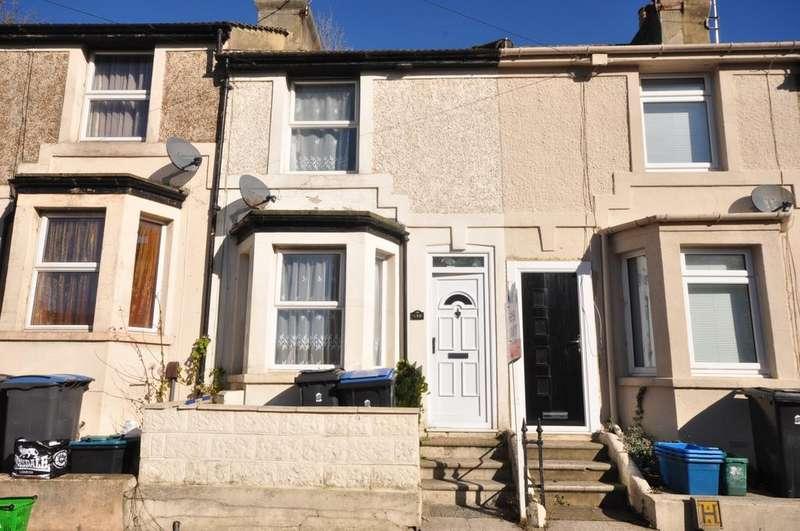 2 Bedrooms Terraced House for rent in Heathfield Avenue Dover CT16