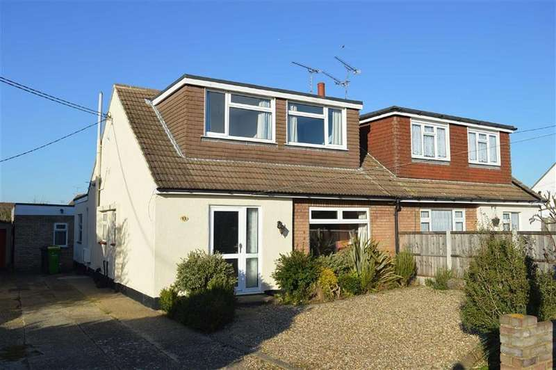 4 Bedrooms Semi Detached House for sale in Lascelles Gardens, Ashingdon, Essex