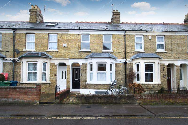 4 Bedrooms Terraced House for sale in St. Marys Road, Oxford, Oxfordshire