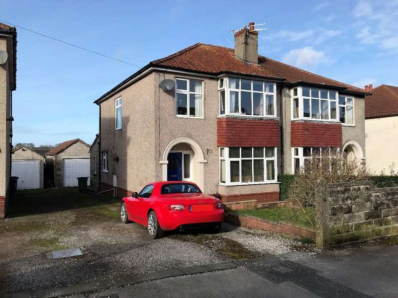3 Bedrooms Semi Detached House for sale in Western View, 42 Mayo Street, Cockermouth, CA13 0BY
