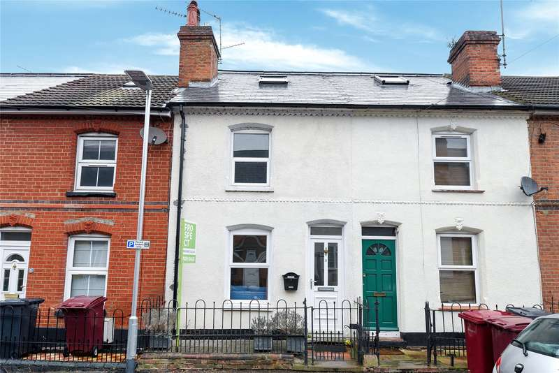 3 Bedrooms Terraced House for sale in Francis Street, Reading, Berkshire, RG1