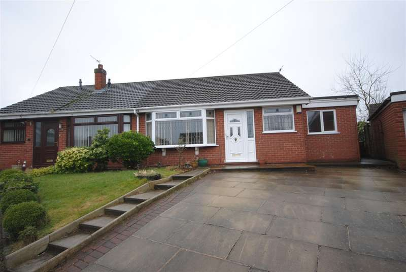 3 Bedrooms Semi Detached House for sale in Fardon Close, Marus Bridge, Wigan.