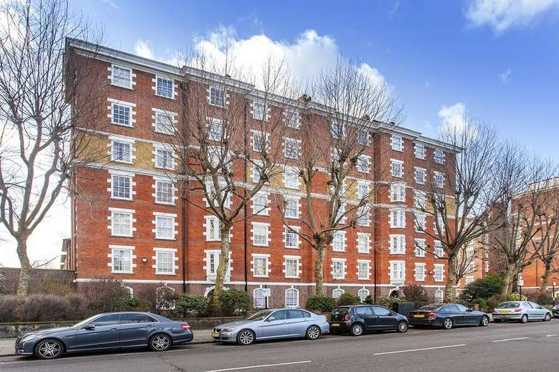 Studio Flat for sale in Grove End Road, London