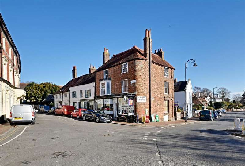 2 Bedrooms Maisonette Flat for sale in Church Street, Bexhill-On-Sea