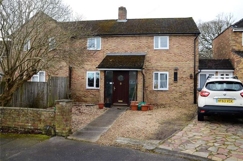 2 Bedrooms Semi Detached House for rent in Langley Hill Close, Tilehurst, Reading, Berkshire, RG31