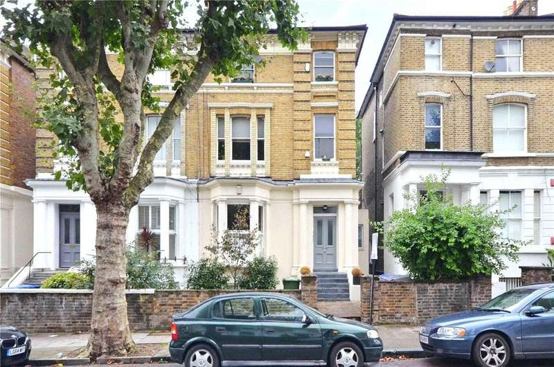 2 Bedrooms Apartment Flat for sale in Brondesbury Villas, NW6