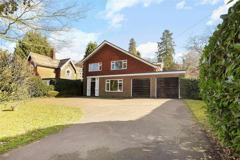 5 Bedrooms Detached House for rent in Bradbourne Park Road, Sevenoaks, Kent, TN13