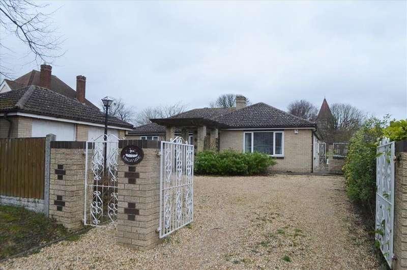 3 Bedrooms Bungalow for sale in Bedford Road, Moggerhanger, MK44