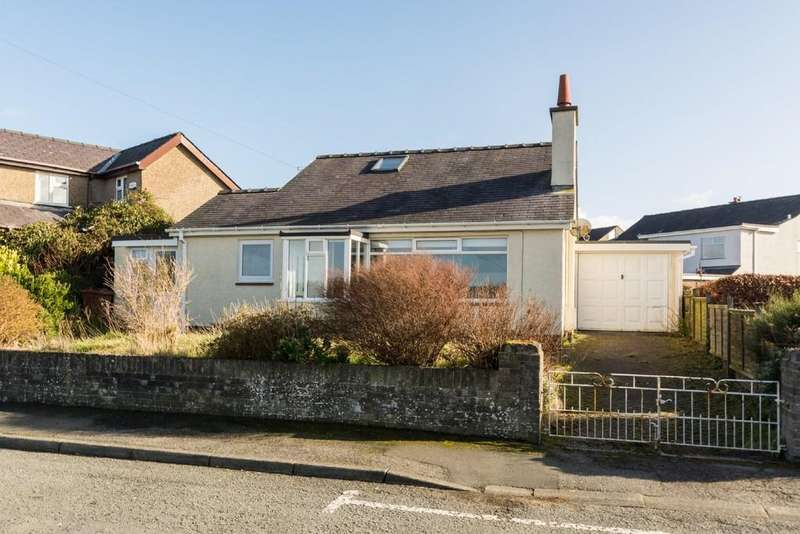 2 Bedrooms Detached Bungalow for sale in Rhos Uchaf, Bangor, North Wales