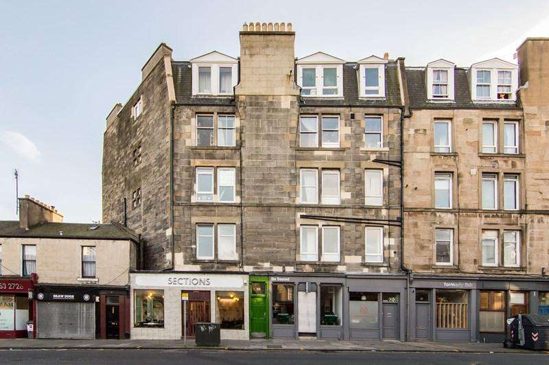3 Bedrooms Property for sale in 35 1F1 Ferry Road, Edinburgh, City Of Edinburgh, EH6 4AD