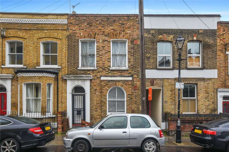 1 Bedroom Flat for sale in Cardigan Road, Bow, London, E3